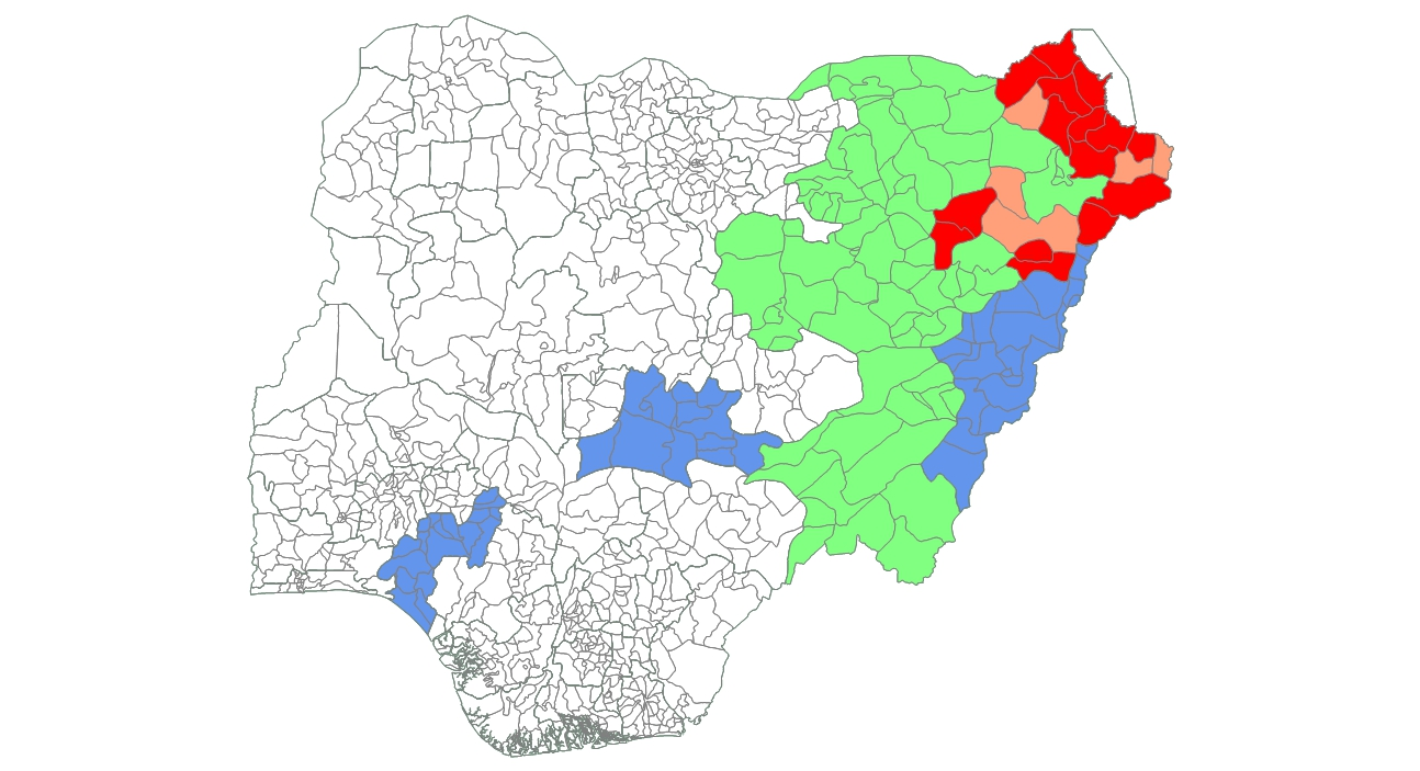 Expanding PBF to five North-Eastern States